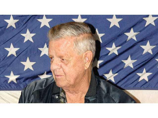 Tollefson receives Bronze Star for actions taken in Vietnam