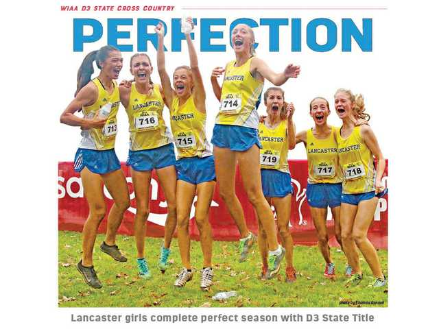 GAME OF THE WEEK (WIAA State Cross Country): Division 3 Girls