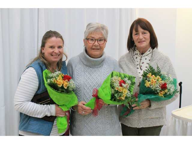 Outstanding Farm Women Receive Awards