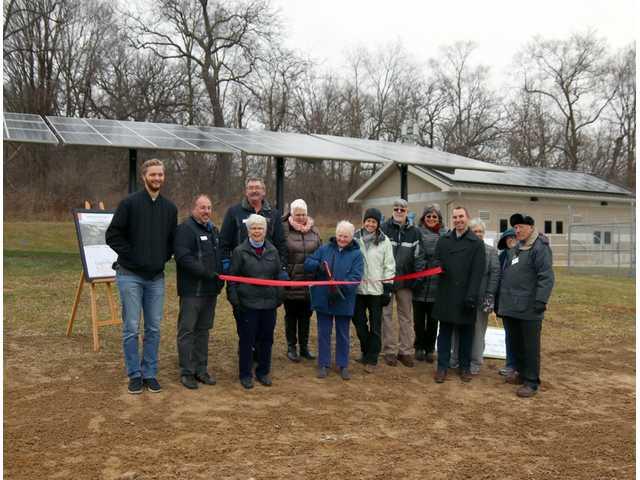 Sinsinawa Mound celebrates new solar arrays