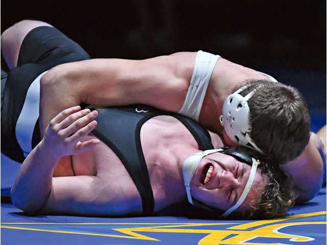GAME OF THE WEEK (Wrestling): Lancaster 51, River Valley 27