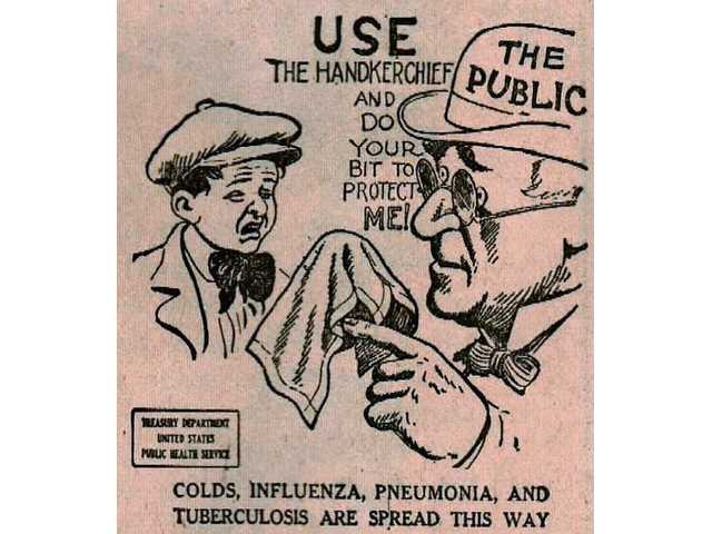The Spanish Flu Pandemic of 1918