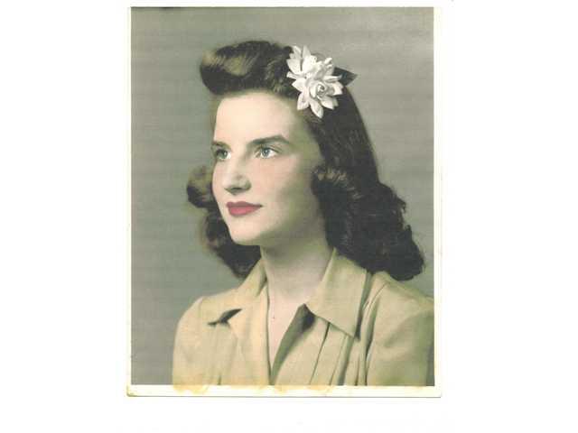 """Mrs. Margaret  Anne """"Marmie"""" Jackson"""