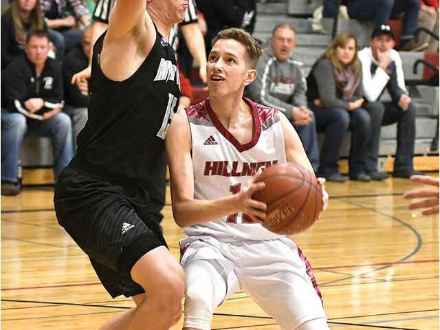 Hillmen stop River Valley comeback