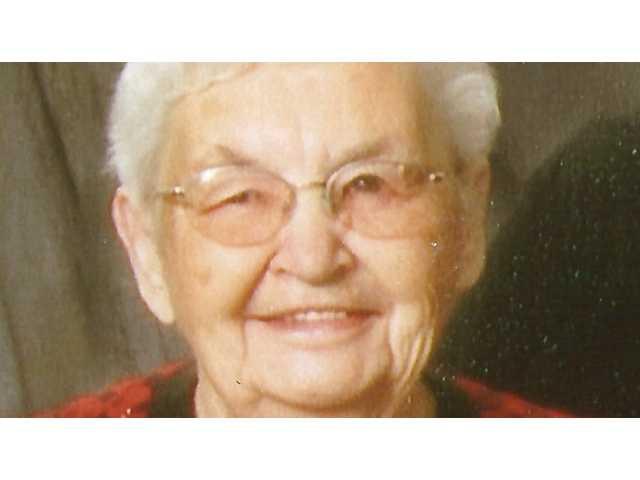 Clarabelle Horner, 1920-2019
