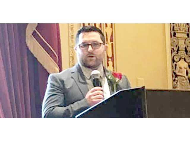 Andrews receives prestigious award