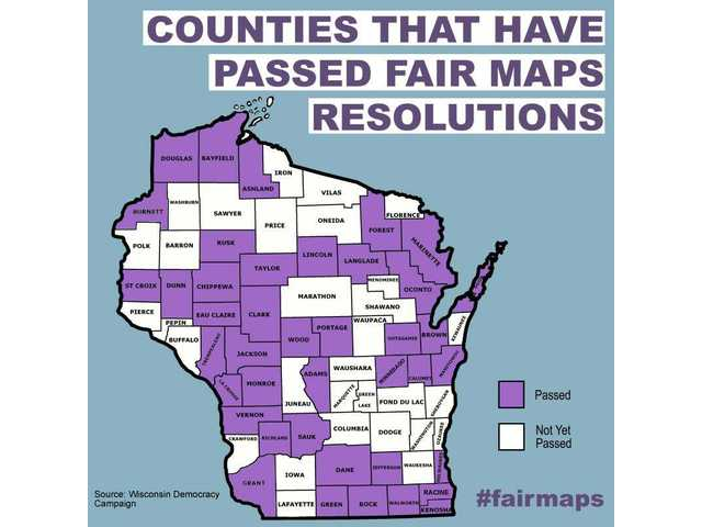 Fair maps resolution is coming before the Crawford County Board