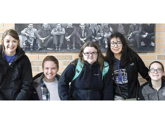 Seneca High School competes in Wisconsin Civic Games