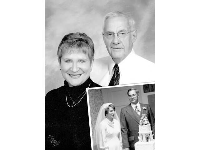 Benders celebrate 40th wedding anniversary