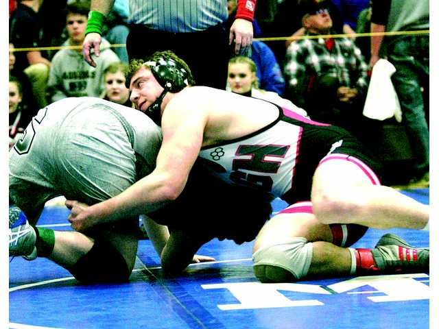 Iowa–Grant/Highland's Drew Hennessey earns return trip to state in Division 3