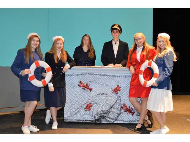 RCHS spring play'Anchors Aweigh' to 'set sail' soon