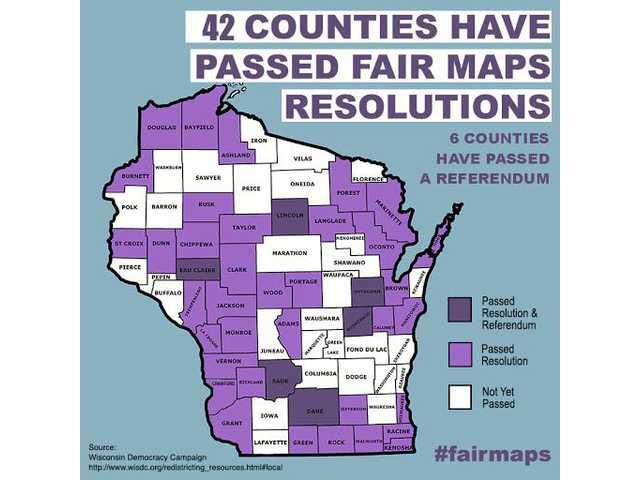 Fair Maps resolution discussed in Viroqua
