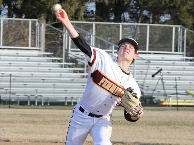 Fitzgerald tosses five-inning no-hitter in 10–0 win over Southwestern