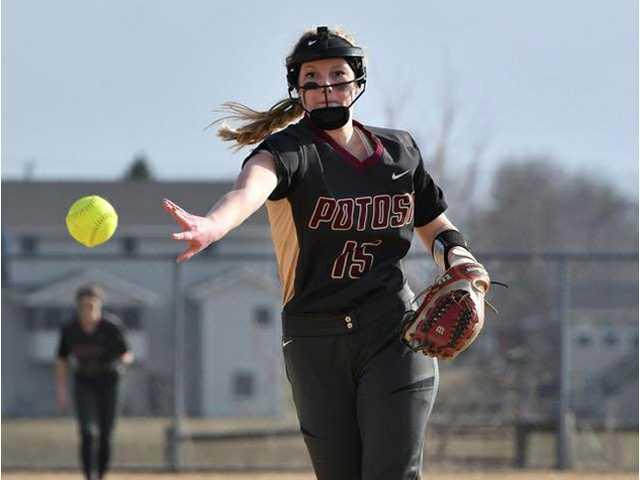 Potosi softball team finding its groove