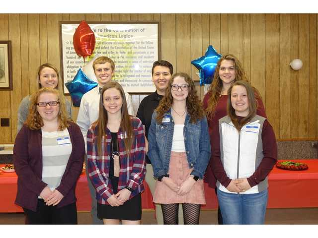 Area students named Black Hawk Chapter DAR Good Citizens