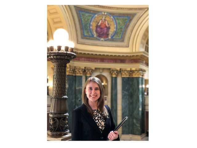 Weston senior testifies before Wisconsin Assembly Committee