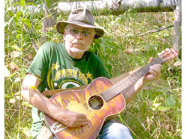 Grandpa Ray was a true Kickpoo Hillbilly