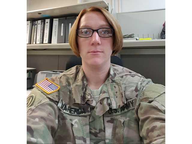 Guard member recalls lengthy service