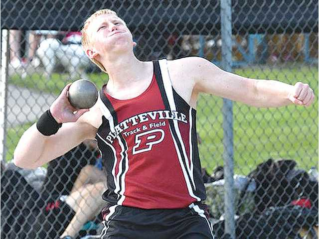 Throwers lead Hillmen sweep of SWC titles