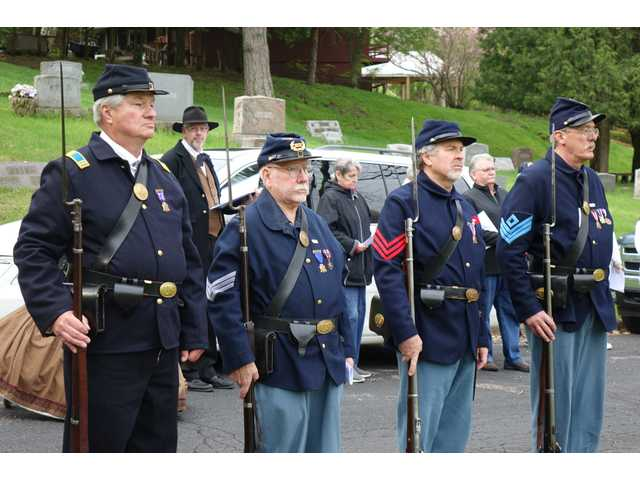 'Last Soldier' ceremony held for final Richland County Civil War veteran