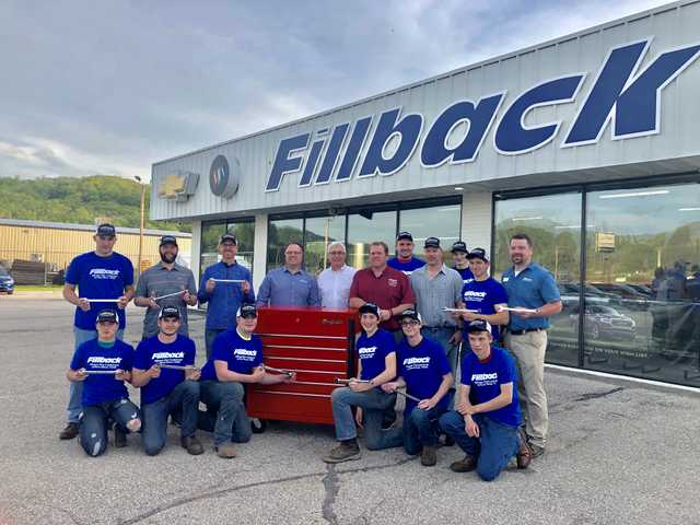 Students earn Fillback Academy certification