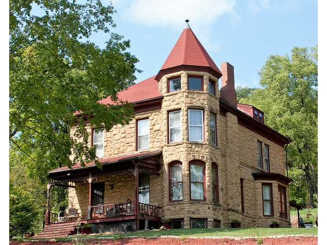 Richland Center's 'The Castle' to be  placed on Register of Historic Places