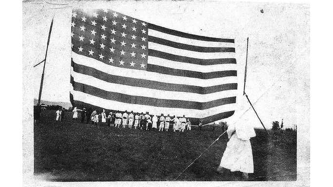The Day the KKK came to town - part two