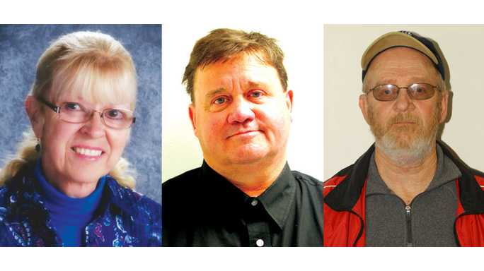 Three running for Shullsburg Mayor - must be pared down to two for General Election.