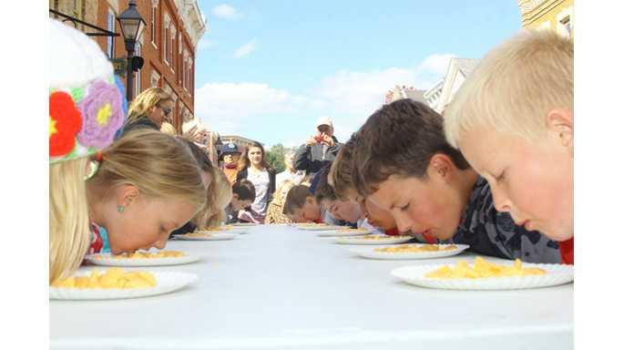 Shullsburg celebrates 18th Cheesefest