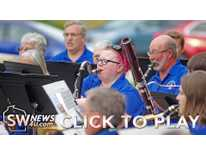 Lancaster Community Band concert - July 30, 2018
