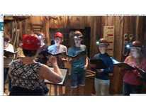 2019 Make Music Platteville Tri-State Homeschool Choir