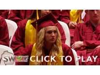 PHS '18 Co-Valedictorian Abby Kaiser