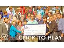 Community Fund gives to cool auditorium
