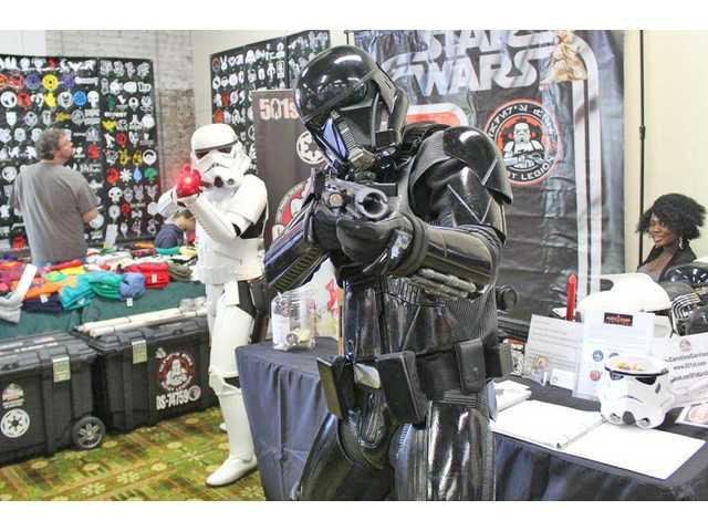A Comic Con comes to Camden