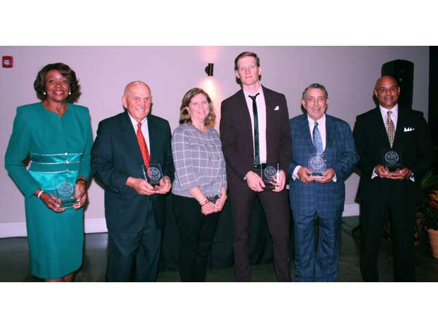 Six inducted into CHS Hall of Fame