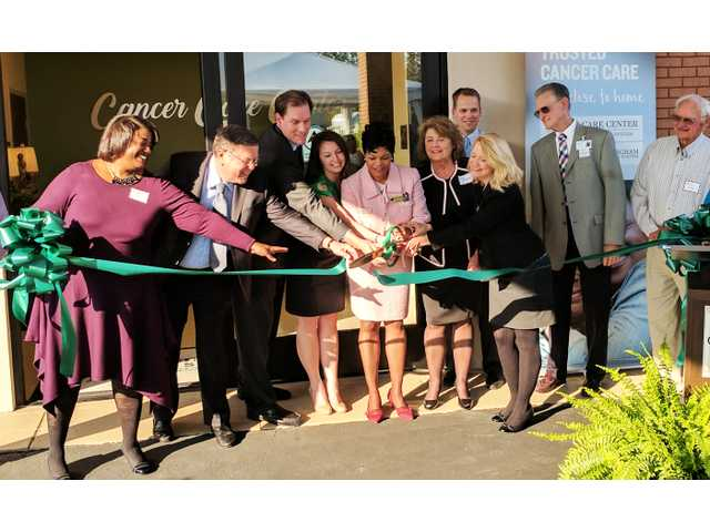 EHS Cancer Care Center opens its doors
