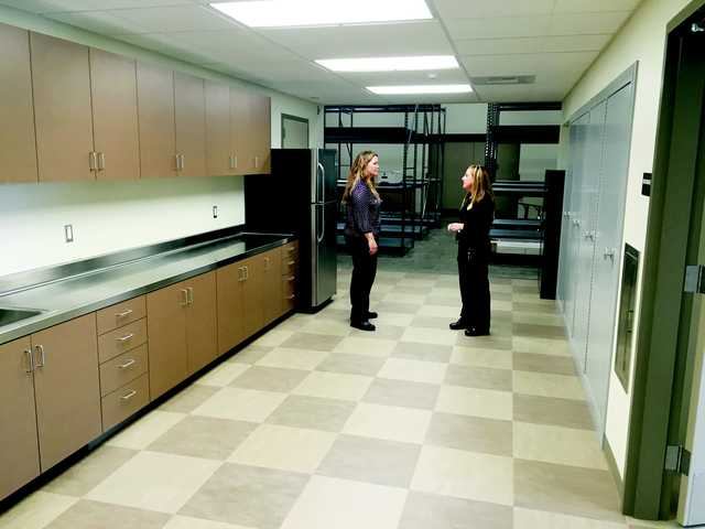 Cramped Manteca Police headquarters expands to accommodate evidence