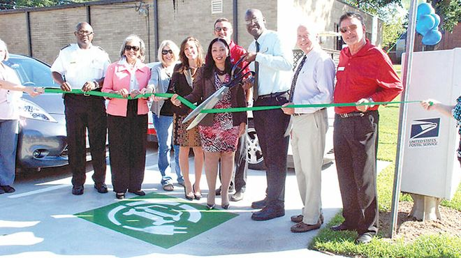 New Electric Vehicle Charger