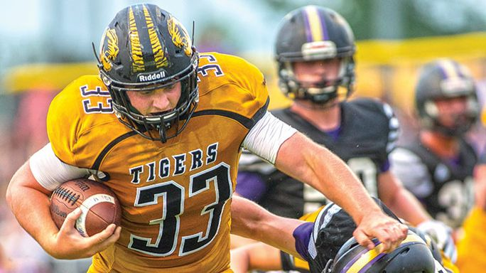 IT'S GO TIME: Tigers batter Bulldogs in preparation for Pioneers