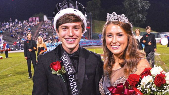 WCHS Homecoming 2017: Students celebrate – and donate