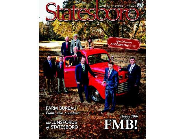 Statesboro Magazine Jan/Feb 2018