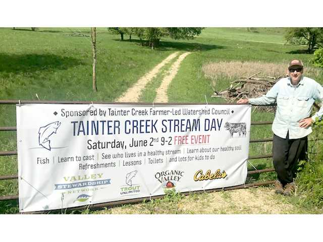 Tainter Creek Watershed Council holds first event